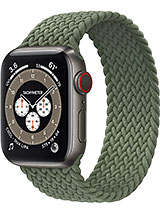 Best available price of Apple Watch Edition Series 6 in