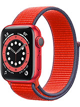 Best available price of Apple Watch Series 6 Aluminum in Turkey