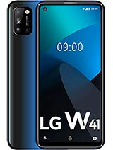 Best available price of LG W41 in Brunei