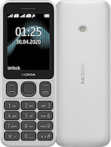 Nokia 125 Latest Mobile Phone Prices
