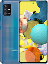 Best available price of Samsung Galaxy A51 5G UW in