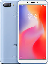 Best available price of Xiaomi Redmi 6 in Bangladesh